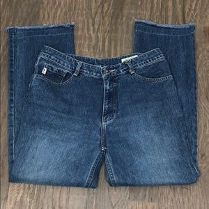 Vintage Guess Distressed High Waist Jeans 32
